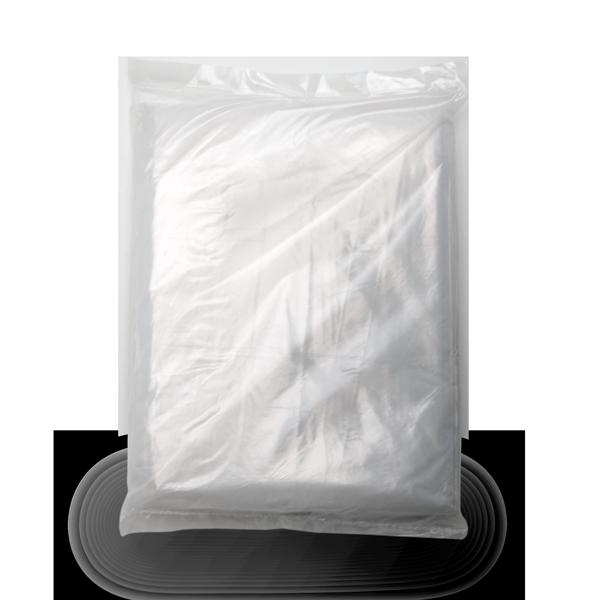 bioPoncho Verpackung blanko