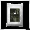 bioPoncho mit individuellem Etikett